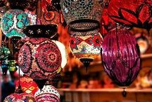 Bohemian decorations