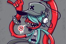 Graff / Graffiti