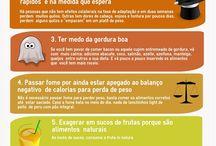 Dicas de saúde e alimentação saudável