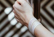Authentic Silver Bracelets / Handmade Silver Bracelets