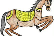 Animal Embroidery Ideas