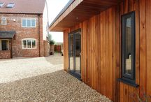 Garden Room in Lincoln - 6m x 3m / Fabulous 6m x 3m Garden Room Completed in Lincoln!! #GardenOffice #GardenStudio #CedarBuilding #GardenRoom