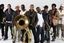 Hypnotic Brass Ensemble / by StateTheatre NJ