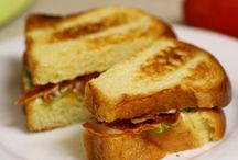 Burgers,Paninis & Sandwichs  / by Tanya Shine