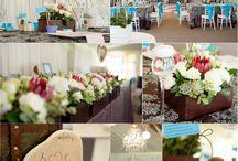 Turqoise Aqua Tiffany Blue Wedding Ideas