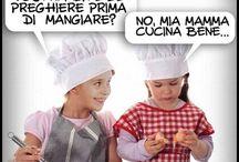 Aforismi cucina