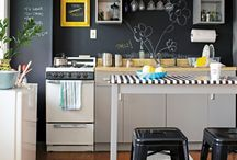Space Saving Furniture / With condos becoming ever so popular in major urban cities, homebuyers often wonder how they can best utilize their living space. For downsizers, couples, families, professional singles and for those who work from home, here are some pictures and videos of awesome space saving furniture.