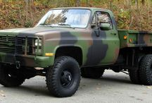 GMC Chevy K30