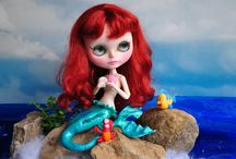 Blythe Mermaids