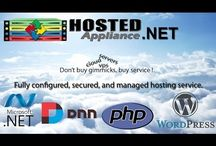 Hosted Appliance - Managed Cloud Hosting Service