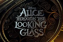 Alice trough the looking glass