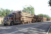 Roadtrains of Australia