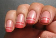 All About the Nails / by Jenae Jones