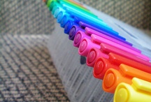 Fargelegging/kunst
