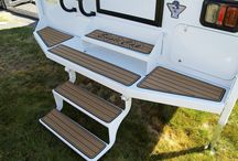 RVs and Campers with SeaDek / by SeaDek Marine Products