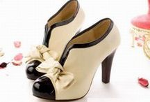 Obsession  / Shoes! / by Claire Thornell Wilson