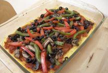 Plant-Based Pizzas