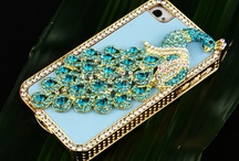 Iphone 4s case / Beautiful sea green iphone 4s case that i absolutely love