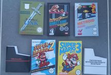 Videogame Repro Box