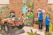 Walk His Way VBS / VBS 2016