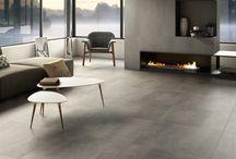 Granitoker - Beton / Lastre con effetto ceramica per la collezione Beton di Casalgrande Padana: http://www.casalgrandepadana.it/prodotti/granitoker/beton