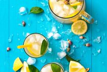 Drinks / Refreshing or Heartwarming! *Glup Glup*