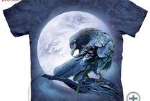 Madaras The Mountain pólók / Kiválló minőségű amerikai The Mountain madaras pólók. Még több madaras póló: www.ajandek-polo.com