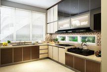 Kitchen Set / desain interior dapur set