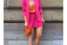 She Styles - Color Blocking
