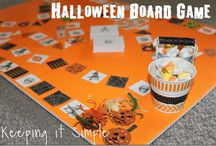 Halloween/Fall fun / by Allison Havener
