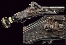 blackpowder pistols / by Griffin Stevenson