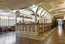 Интерьер / Приглашаем окунуться в атмосферу каникул по-европейски в одном из 3-х залов: «Пражский Вокзал», «Пивной Цех», «Маленькая Прага».