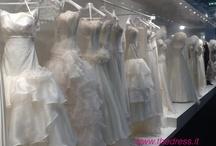 Carlo Pignatelli Couture 2013 / Esclusiva The Dress: dal vivo gli abiti da sposa Carlo Pignatelli Couture 2013