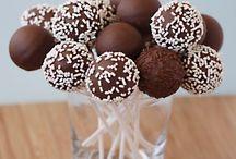 Doces e chocolates - Inspirações!
