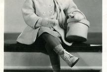 Toddler 1950S