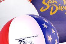 Promotional Beach Balls