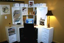 Home Office Ideas / by Jennifer Williams