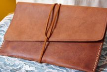 Ideas with leather