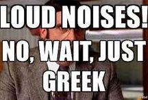 Greek Stereotyping