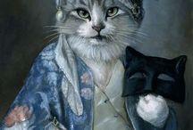 Kedi art