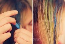 Hair Ideas / by Melissa Hale