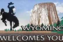 Wyoming / by Ruth Dickman