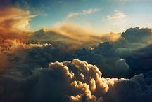 Смотреть вокруг. / Природа, небеса, море.