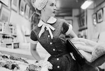 B-E-A-U-T-I-F-U-L Women / Showing pictures of beautiful women of past decades.  #Darp #vintagefashion #1940s #1950s #1960s
