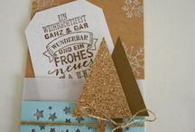 Christmas Tags - Weihnachtsanhänger