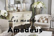 Meuble AMADEUS style Shabby chic / Pour un été heureux !!