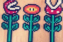 Super Mario pärlplattor