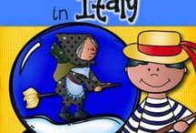 Italian Teaching Resources