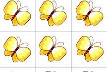 a három pillangó