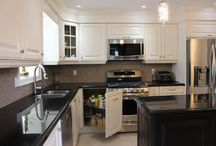 Toronto Kitchen Renovation / We are taking care of everything from demolition to addition. We specialize in high-end custom made cabinetry and have a serious crush on bathroom and kitchen remodeling. We offer complete renovation, high quality, customized design solutions and Unique hand made kitchen cabinets. We spend time to educate our clients on how we work.
